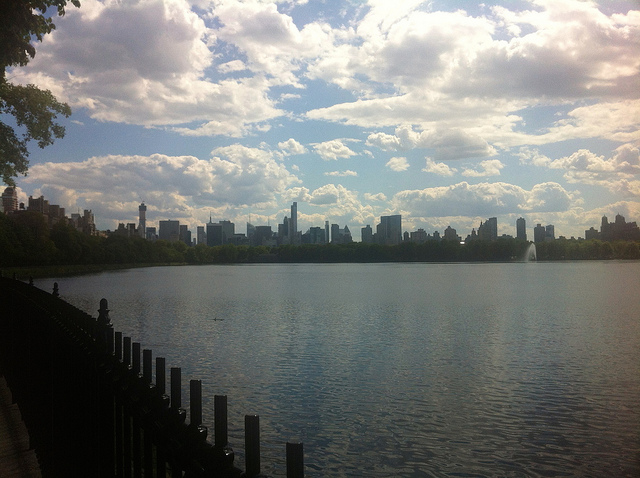 Reservoir - Central Park NYC