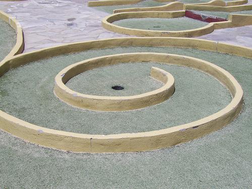 espiral e infinito