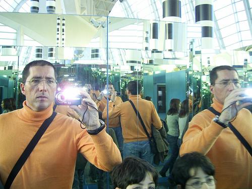 En el laberinto de los espejos
