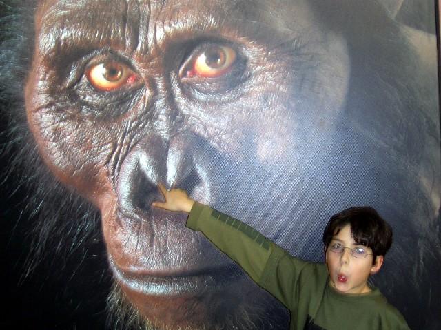 Alberto, muy mono