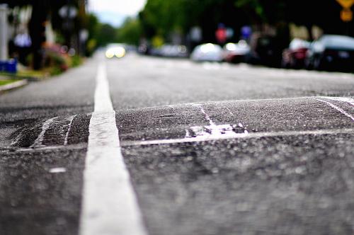 Road line