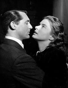 Cary Grant Ingrid Bergman