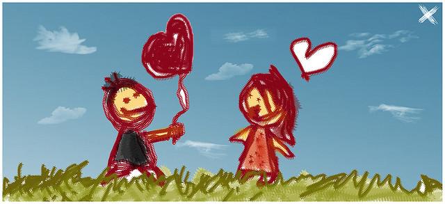 Love, por Santi Molina
