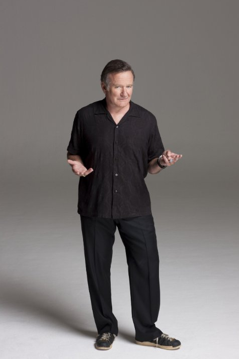 RobinWilliams, foto de IMDb